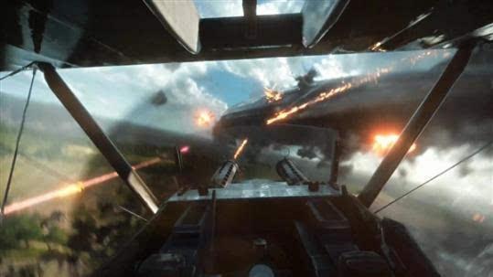 《战地1》实机视频首公开:拟真堪比电影的照片 - 13