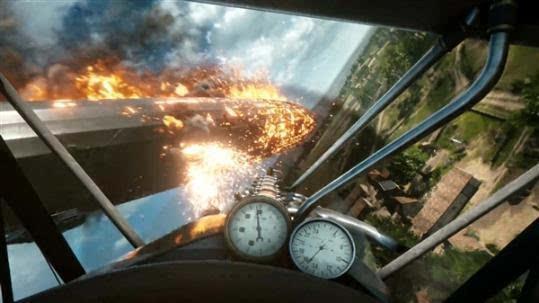 《战地1》实机视频首公开:拟真堪比电影的照片 - 14