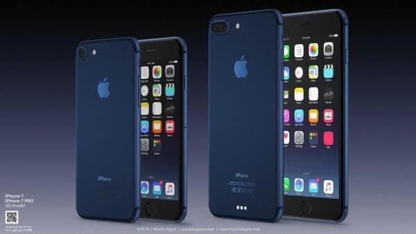 新鲜出炉的深蓝色 iPhone 概念设计的照片 - 1