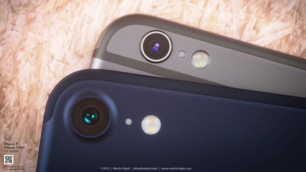 新鲜出炉的深蓝色 iPhone 概念设计的照片 - 9