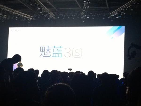 售价699元起:继承自魅蓝3的魅蓝3s正式发布的照片 - 1