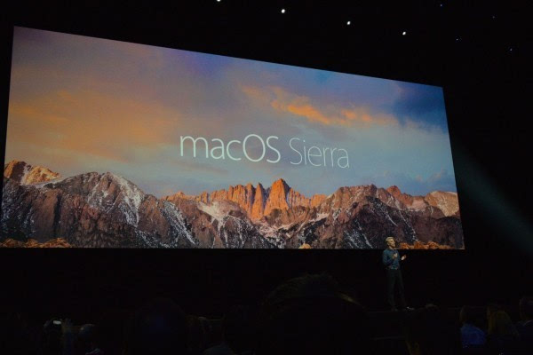 OS X更名MacOS:整合Siri 可用手表解锁的照片 - 1