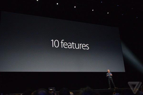 苹果介绍iOS 10:Siri支持第三方应用 对开发者开放的照片 - 2