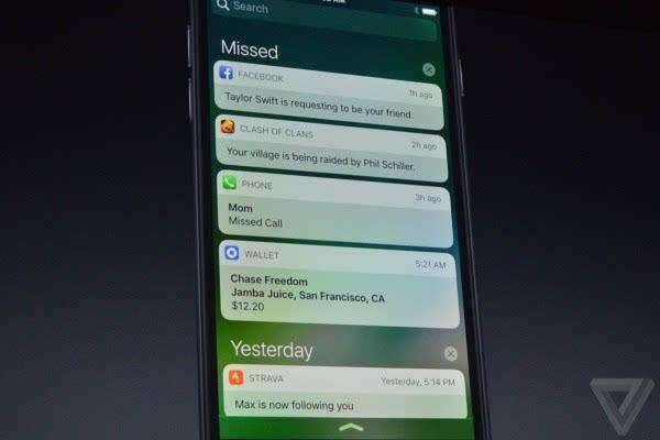 苹果介绍iOS 10:Siri支持第三方应用 对开发者开放的照片 - 3
