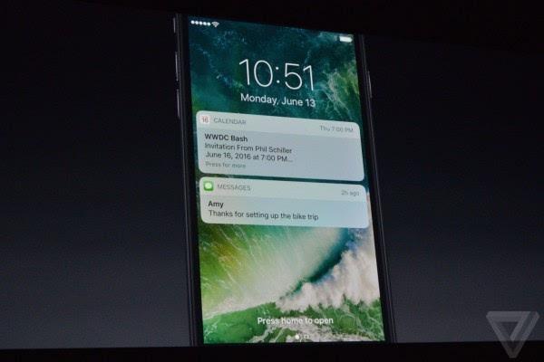苹果介绍iOS 10:Siri支持第三方应用 对开发者开放的照片 - 4