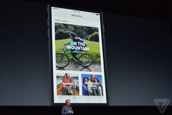 苹果介绍iOS 10:Siri支持第三方应用 对开发者开放的照片 - 20