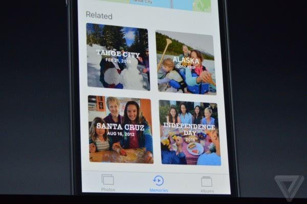苹果介绍iOS 10:Siri支持第三方应用 对开发者开放的照片 - 23