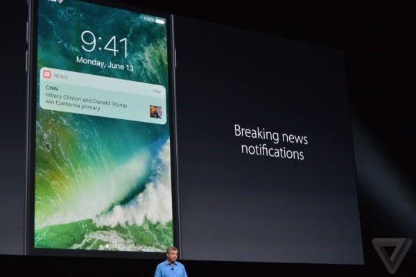 苹果介绍iOS 10:Siri支持第三方应用 对开发者开放的照片 - 40
