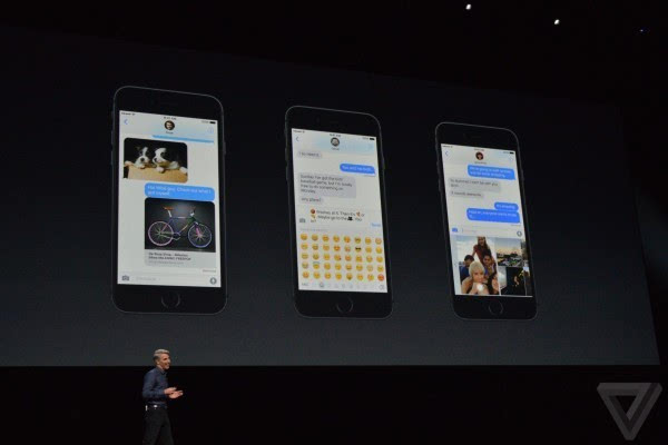 苹果介绍iOS 10:Siri支持第三方应用 对开发者开放的照片 - 52