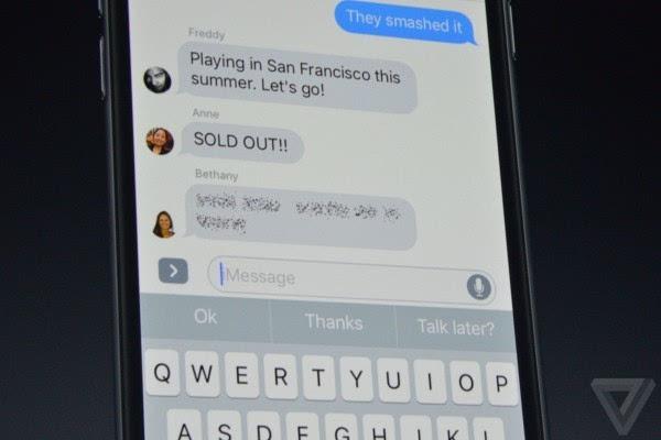 苹果介绍iOS 10:Siri支持第三方应用 对开发者开放的照片 - 58