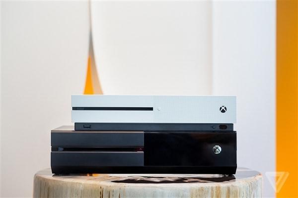 Xbox One S真机上手:体积缩小40%的照片 - 4
