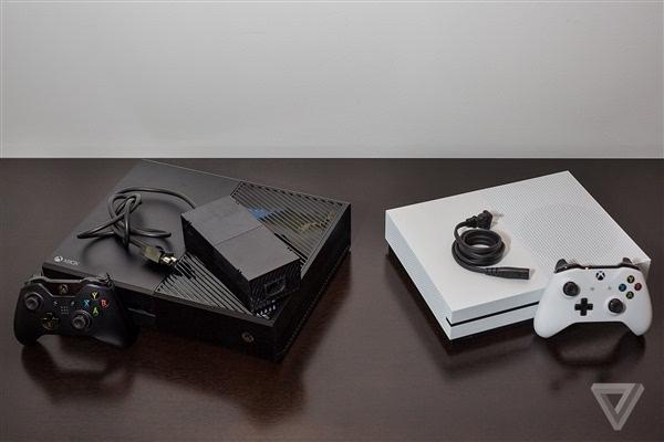 Xbox One S真机上手:体积缩小40%的照片 - 5
