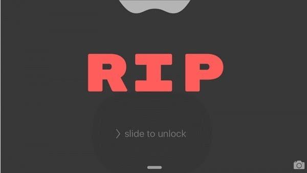 """随着 iOS 10 到来:告别经典的 """"滑动来解锁""""的照片 - 1"""