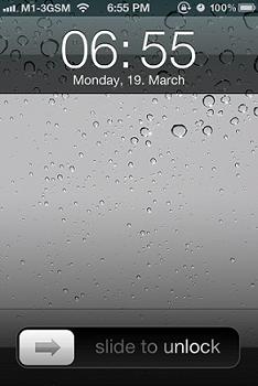 """随着 iOS 10 到来:告别经典的 """"滑动来解锁""""的照片 - 3"""