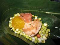 绿豆猪肉小米粽咸蛋8刷机包图片
