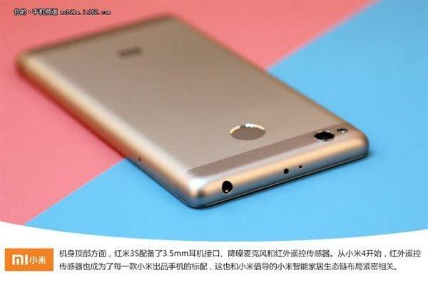 配置升级三色可选 699元红米3S开箱图赏的照片 - 7