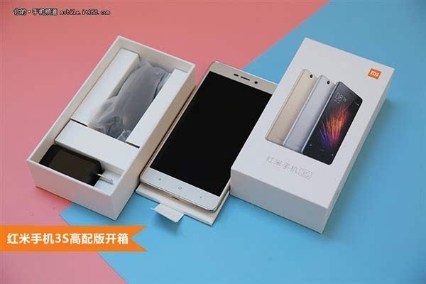 配置升级三色可选 699元红米3S开箱图赏的照片 - 13