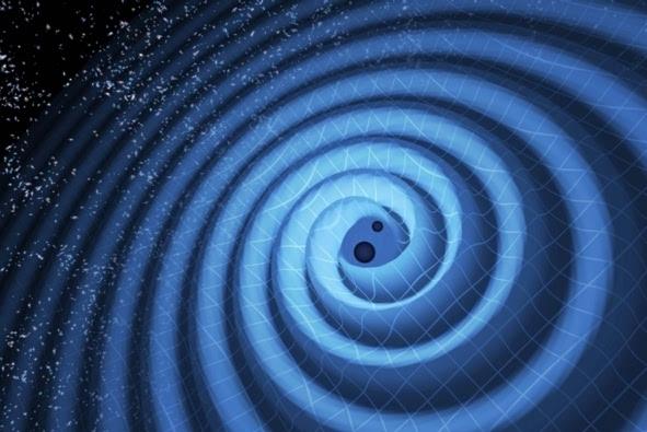 科学家再次探测到引力波信号:源自14亿年前的黑洞合并的照片 - 1