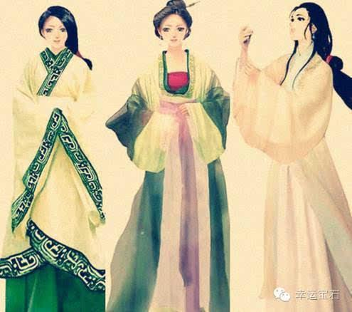 中国古代女子十大知道大战,你定情?信物洋枪王姬美女图片