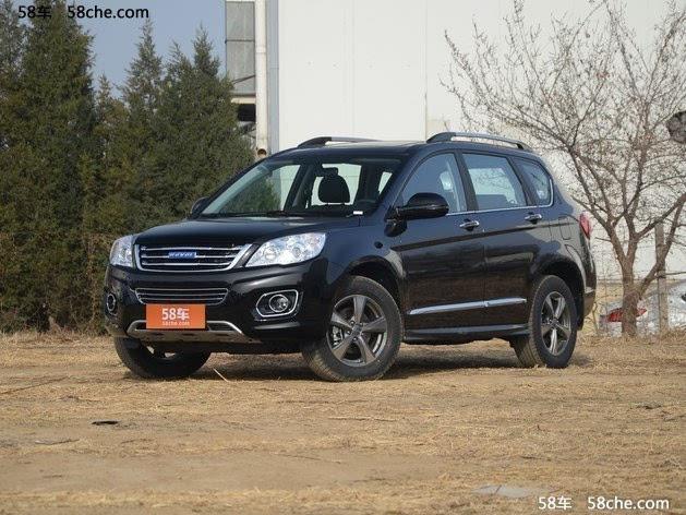 哈弗H6 SUV最高优惠11000。所有型号都很畅销