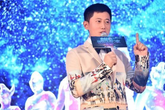 上海电影节林正豪宣布妹妹IP计划郭在容笑称我的手机韩国电影英雄图片