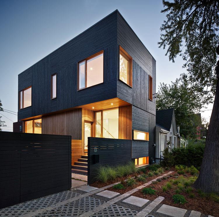 现代简约风格复式别墅