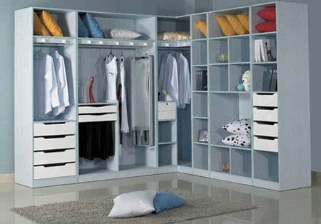 卧室柜内部结构