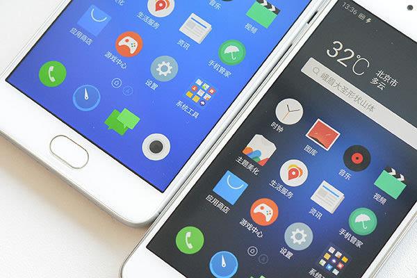 魅蓝3s上手:699元手机也有前置指纹识别啦的照片 - 6