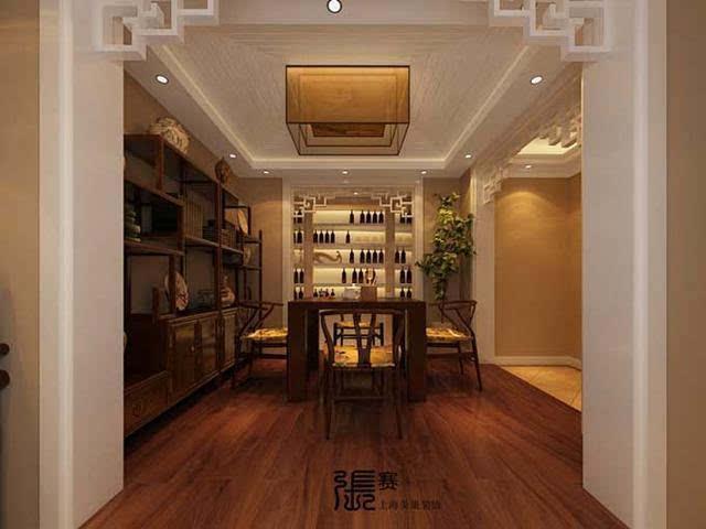 新郑林溪湾装修240平方别墅豪华装修设计案例