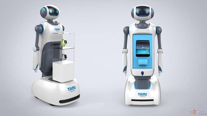 塔米智能吴季泳:机器人未来将改变生活