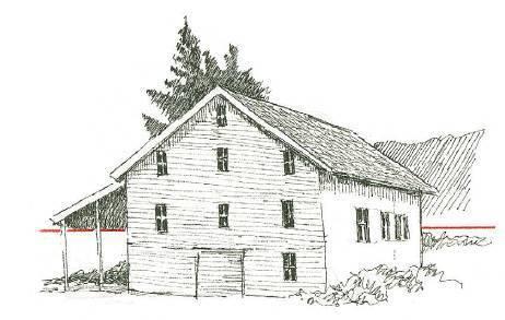 简单的建筑图片