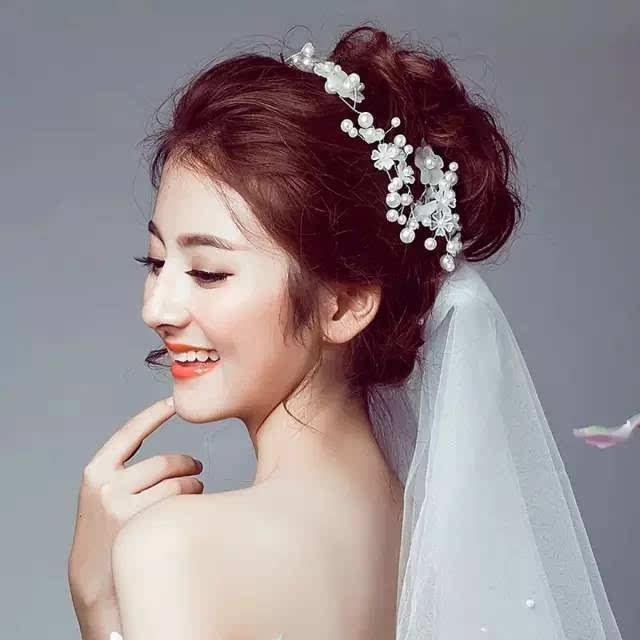 要做美东方唯美的新娘