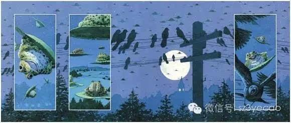 第127讲 王丽 LOOK艺术绘本系列赏析