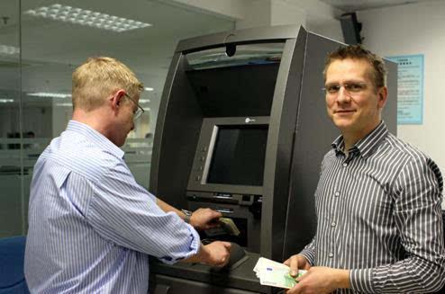 "ATM""中国芯""打破外国技术壁垒的照片 - 1"