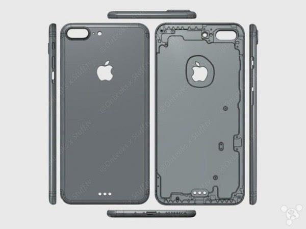 传4.7英寸款 iPhone 7实机量产5.5英寸要等的照片 - 2