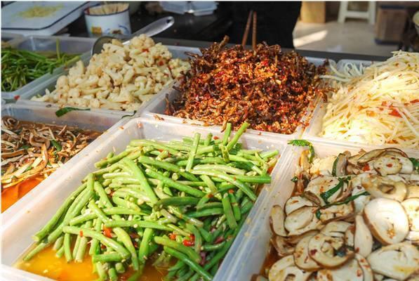 长沙最全凉菜地图,这味道带你穿越到童年夏天|美食