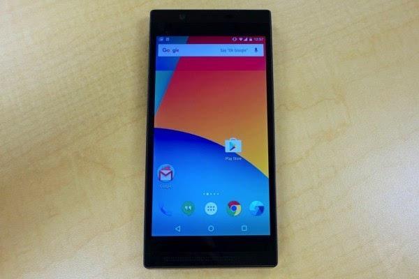 谷歌最新Ara模块化手机图赏:纯黑色机身的照片 - 8