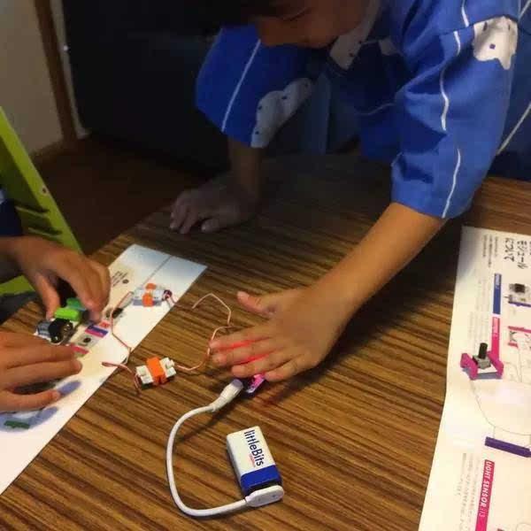 小孩玩具电路图
