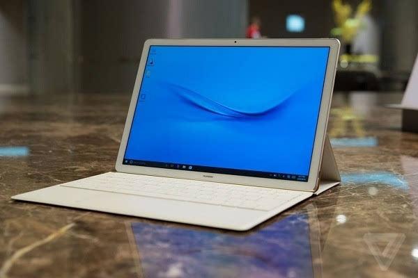 华为MateBook即将在美国上市 起价699美元的照片