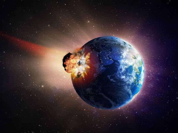 史前小行星撞地球 :恐龙彻底灭绝