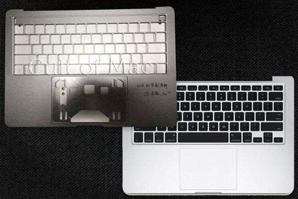 太独特?新MacBook Pro电池良品率挑战大的照片