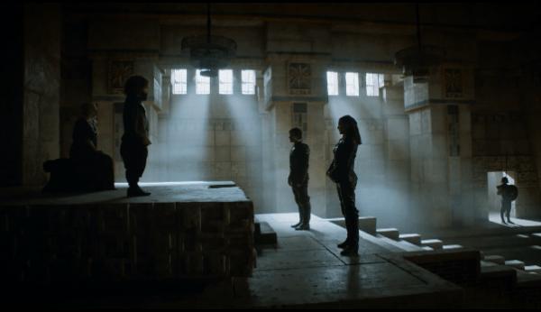 《权力的游戏》第六季第九集:龙女、阿莎·葛雷乔伊达合作协议的照片 - 3