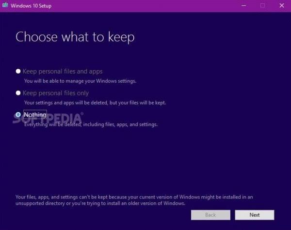 纯净安装Windows 10官方工具使用体验的照片 - 5