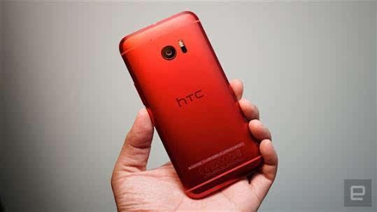 HTC 10夕光红图赏的照片 - 1