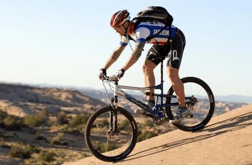 山地自行车的骑行技巧 18个技巧保障骑行安全图片