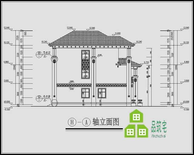 92米;  建筑层数:三层;  建筑结构:砖混结构;  造价预算:35万(不含内