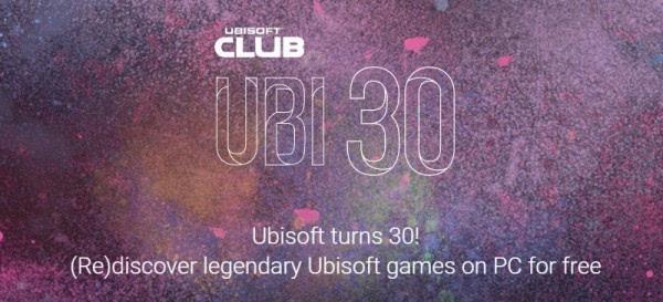 育碧30周年活动每月送款游戏 《波斯王子:时之砂》打头阵的照片 - 2