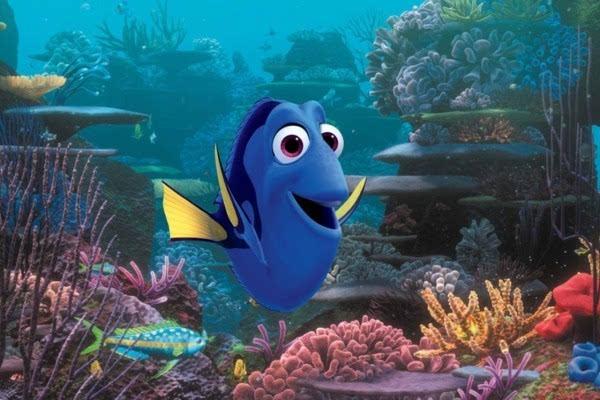 《海底总动员2》在美创纪录:成开画票房最高的动画电影的照片