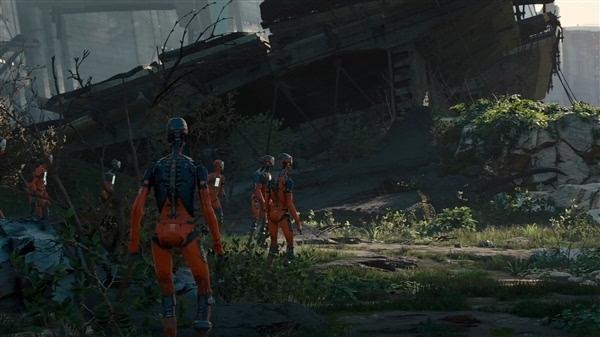 Unity引擎CG电影完整版:照片级细节惊艳的照片 - 5