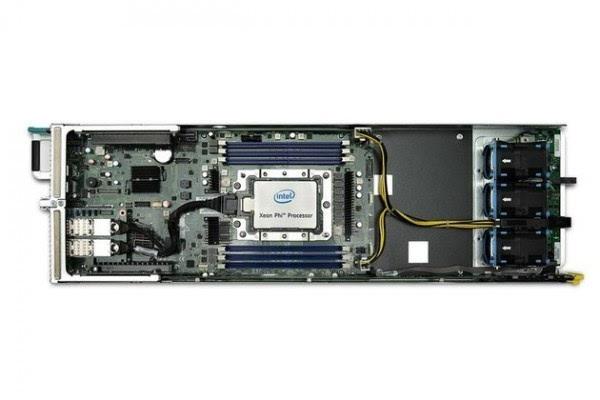 Intel发售新款Xeon Phi:72核288线程的照片 - 4